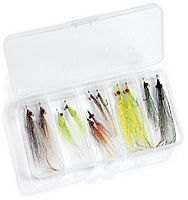 Clouser's™ Signature Deep Minnow Assortment (12 Pack)