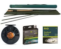 Steelhead Fly Fishing Outfit - Spey Kit