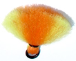 25 Small Orange/ Yellow MFC Yarn Indicators