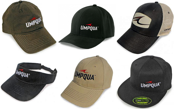 Umpqua Trucker Hats